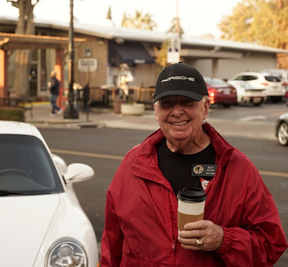 SEQUOIA  CARS & COFFEE NOVEMBER 5, 2016