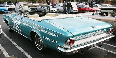 63 CHRYSLER 300 LR