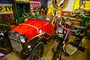 Austin Seven Ulster 1932. Cotswold Motoring Museum, Bourton-on-the-Water