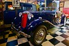 MG TD 1950. Cotswold Motoring Museum, Bourton-on-the-Water