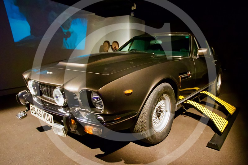 Aston Martin V8 Vantage Volante 1985