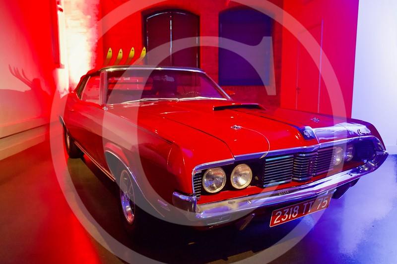 Mercury Cougar XR-7 1969