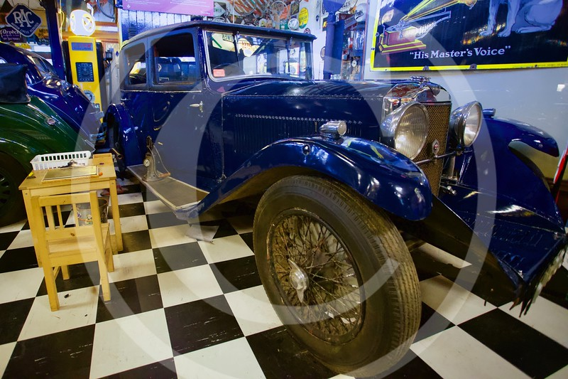 Invicta 1932. Cotswold Motoring Museum, Bourton-on-the-Water