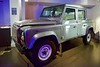 Land Rover Defender 110 Double Cab 2011