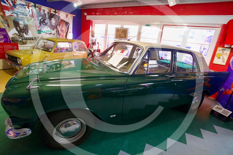 Ford Zephyr 1964. Cotswold Motoring Museum, Bourton-on-the-Water