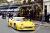 1989 Ferrari 348 TB, Greenwich, London.