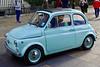 1966 Fiat 500F, Greenwich, London.