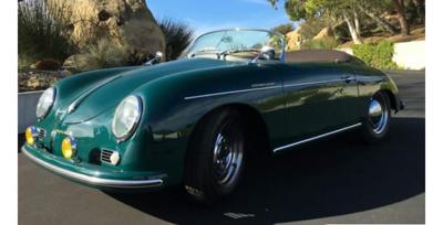 1956 Porsche 356 Speedster