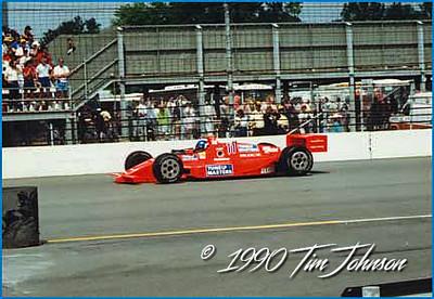Kevin Cogan #11 - Indy 500 - 1990