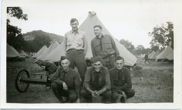 32nd Division Wisconsin National Guard 1937