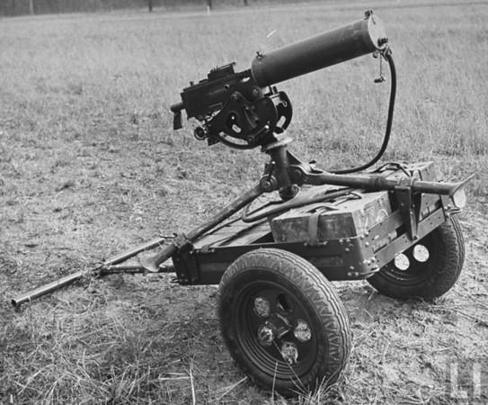 M4 30 Cal. Mach Gun Brackets