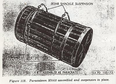 M9A2 PARACASSION