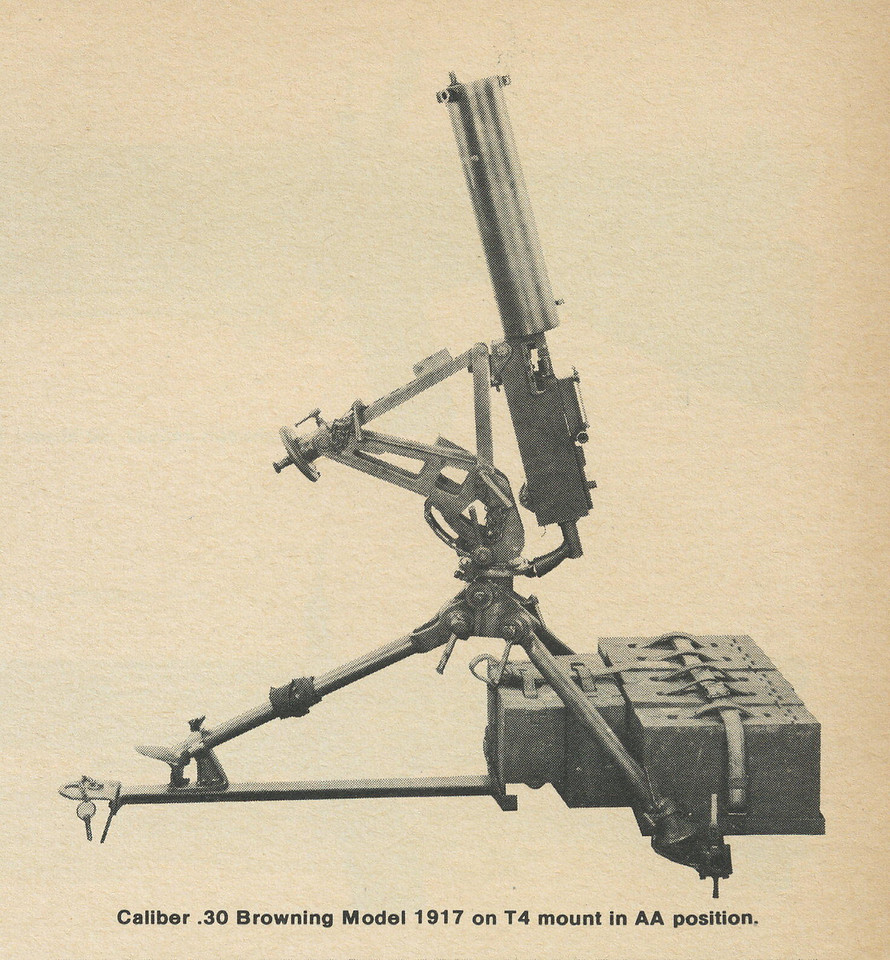 M2 MACHINE GUN MOUNT<br /> <br /> SCANNED FROM THE BOOK<br /> SMALL ARMS OF THE WORLD<br /> <br /> (CRAIG JOHNSON COLLECTION)