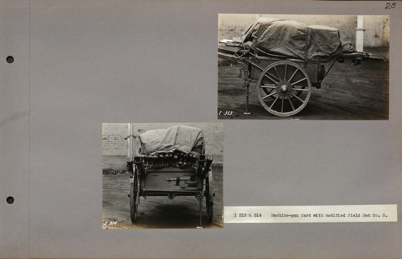 """I 313 & 314 Machine-gun Cart with modified Field Set No. 2.<br /> <a href=""""http://cdm16379.contentdm.oclc.org/cdm/search/collection/p16379coll7/searchterm/cart/field/all/mode/all/conn/and/order/subjec/ad/asc"""">http://cdm16379.contentdm.oclc.org/cdm/search/collection/p16379coll7/searchterm/cart/field/all/mode/all/conn/and/order/subjec/ad/asc</a>"""