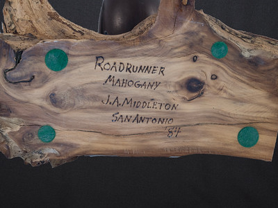 Road Runner by James A Middleton 1984 7.75x9x10.25 inch