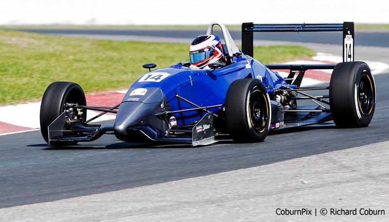 #14 Chase Pelletier F2000