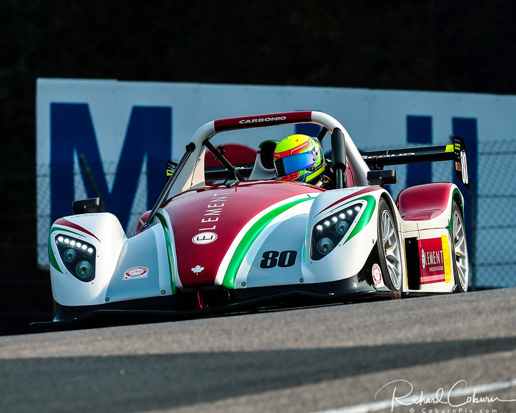 #80 Robert Calisi T5A