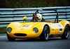 #53 yellow celebrates