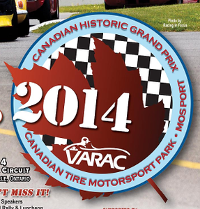 2014 Canadian Historic Grand Prix