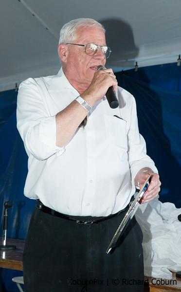 Norris McDonald presentor