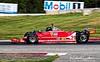 #21 Gilles Villeneuve 1979 Ferrari 312 T4 - driven by Danny Baker