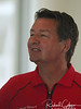Scott Goodyear engages audience