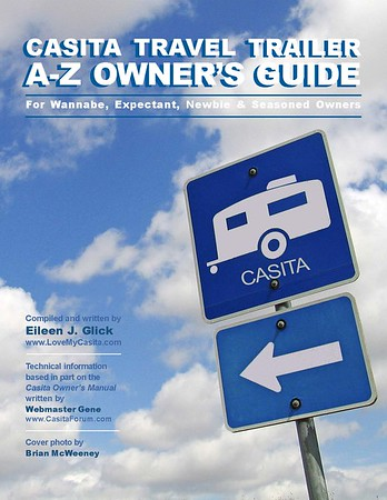 CASITA TRAVEL TRAILER A-Z OWNER'S GUIDE