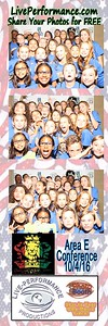 CASL Area E Conference - EYE Photo Booth Photo Strips 10/4/16