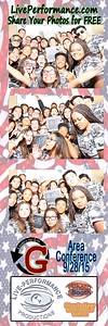 CASL Area G Conference 9/28/16 EYE Photo Booth Photo Strips