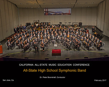 ALL STATE HIGH SCHOOL SYMPHONIC BAND