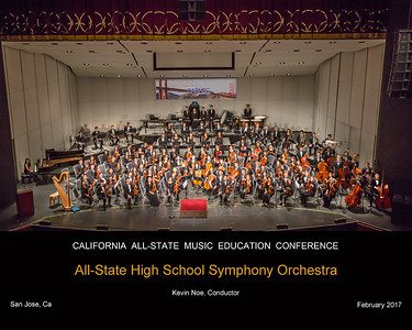 ALL STATE HIGH SCHOOL SYMPHONY ORCHESTRA