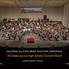 ALL STATE JR HIGH SCHOOL CONCERT BAND