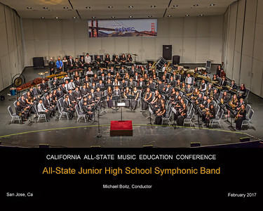 ALL STATE JR HIGH SCHOOL SYMPHONIC BAND