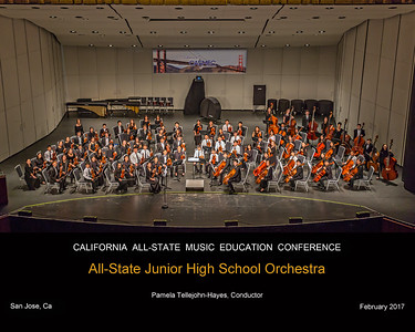 ALL STATE JR HIGH SCHOOL ORCHESTRA