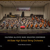 ALL STATE HIGH SCHOOL STRING ORCHESTRA