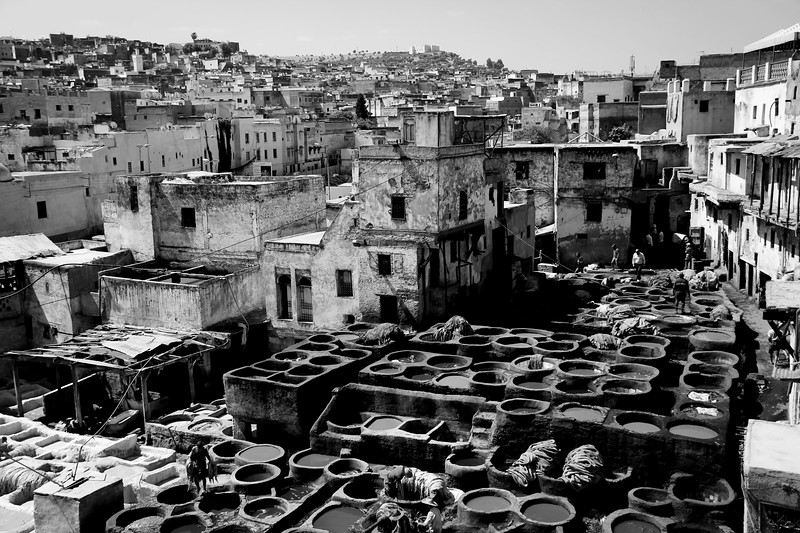 Tanneries of Fes