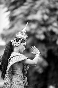 Lakhon Nok Prelude Dance