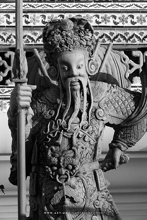 Chinese Ballast, Wat Arun (The Temple of Dawn)