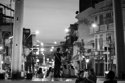 People of Bangkok