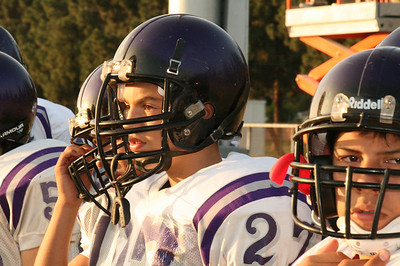 CHS FROSH VS. BOSCO TECH • 11.09.07