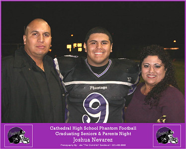 CHS SRS. & PARENTS NIGHT