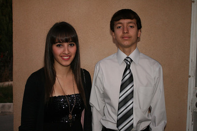 GLORIA & JOEY PRE-SCHOLARSHIP BANQUET
