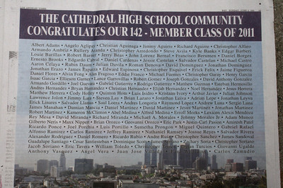 L.A. TIMES CHS CLASS OF 2011 FULL PAGE AD