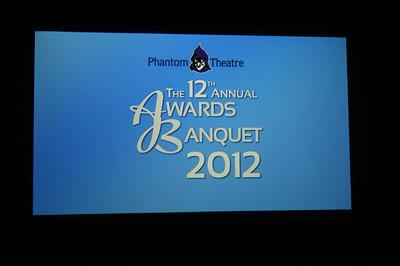 12TH ANNUAL VPA AWARDS BANQUET • 05.08.12