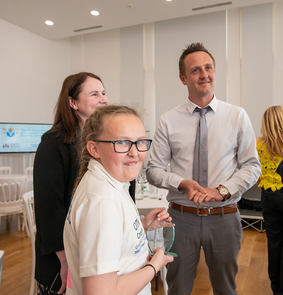 "The Archdiocese School Awards 2018, Royal Liver Building, Liverpool, Friday 4th May 2018.  Picture:   <a href=""http://www.nickfairhurstphotographer.com"">http://www.nickfairhurstphotographer.com</a>"