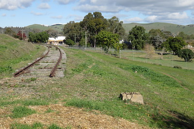 Abandoned Tumut branch line