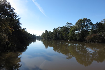 The Murrumbidgee River