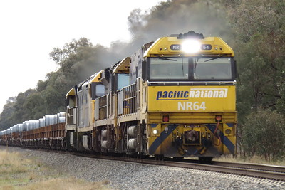 Pacific National, Goninan Cv40-9i, NR Class, NR 64