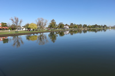 South bank of Lake Mulwala