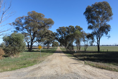 McPhersons Road - Dry Weather Only Road
